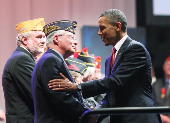 Guest「President Obama Addresses The American Legion National Convention」:写真・画像(2)[壁紙.com]