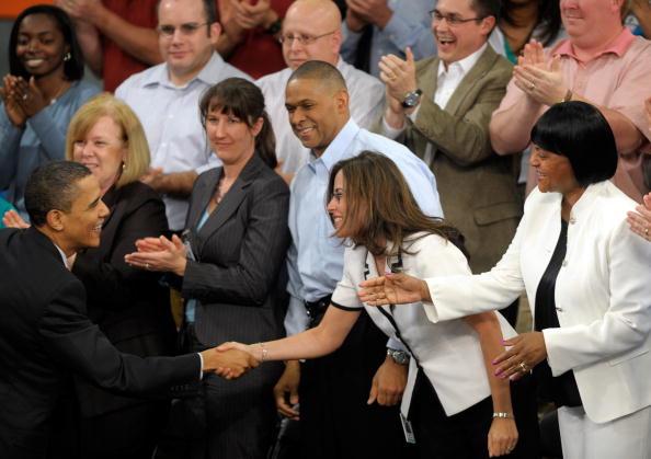 Lithium「Obama Tours NC Manufacturing Facility, Discusses Economy」:写真・画像(7)[壁紙.com]