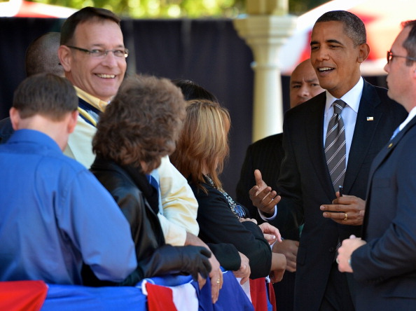 Magic Kingdom「Obama Discusses Economic Strategies At Walt Disney World Event」:写真・画像(18)[壁紙.com]