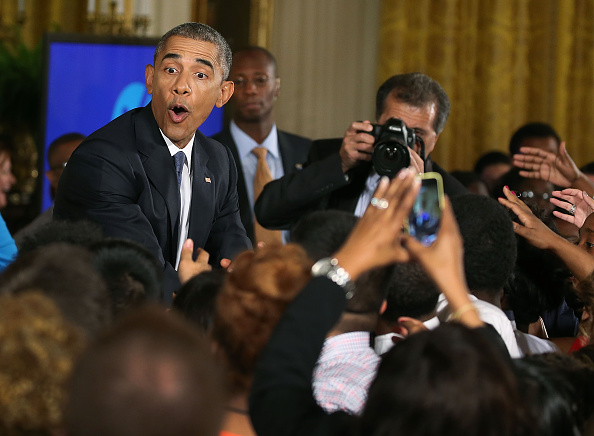 Surprise「Michelle Obama Hosts 2015 Beating The Odds Summit At White House」:写真・画像(15)[壁紙.com]