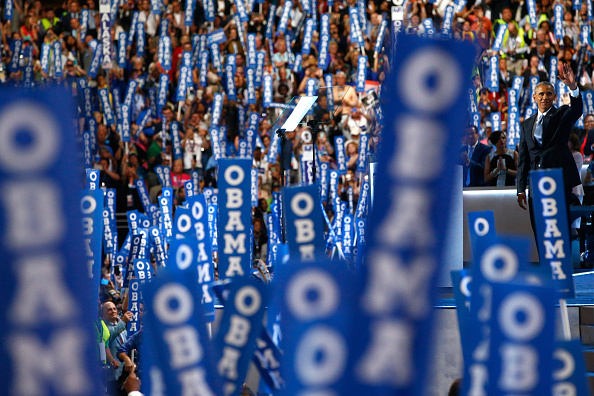 Aaron P「Democratic National Convention: Day Three」:写真・画像(11)[壁紙.com]