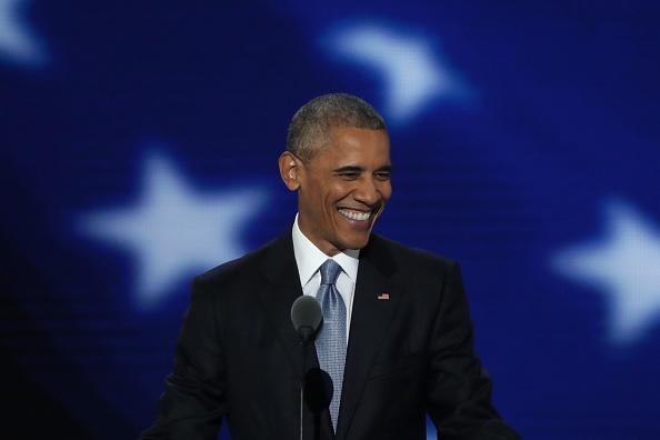 笑顔「Democratic National Convention: Day Three」:写真・画像(5)[壁紙.com]