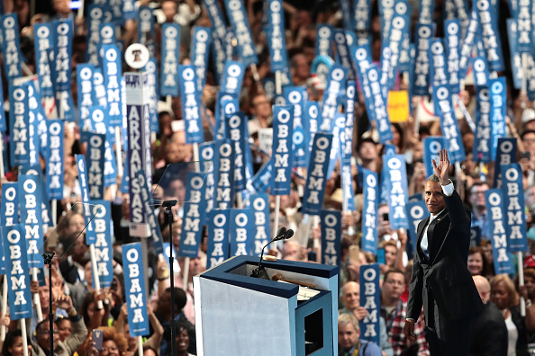 Philadelphia - Pennsylvania「Democratic National Convention: Day Three」:写真・画像(11)[壁紙.com]