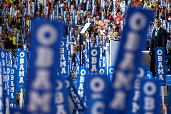 Aaron P「Democratic National Convention: Day Three」:写真・画像(4)[壁紙.com]