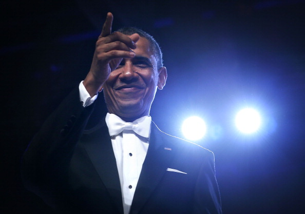 Gratitude「President Obama And First Lady Attend Inaugural Balls」:写真・画像(16)[壁紙.com]
