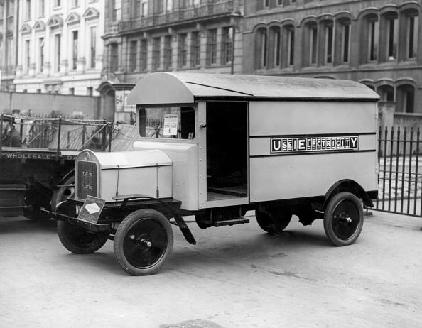 Semi-Truck「Electrical Van」:写真・画像(17)[壁紙.com]