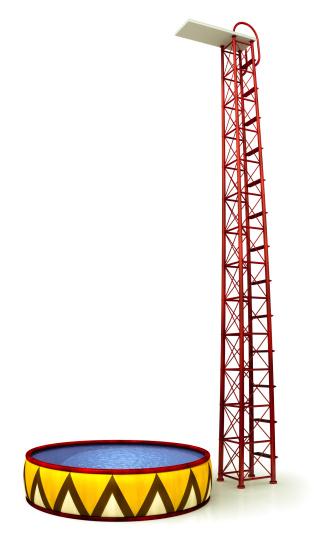 Circus「Circus high jump」:スマホ壁紙(18)
