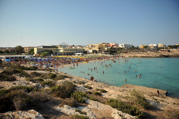 Tourism「Tourists Return To The Mediterranean Island Of Lampedusa Despite The Recent Influx Of North African Migrants」:写真・画像(12)[壁紙.com]