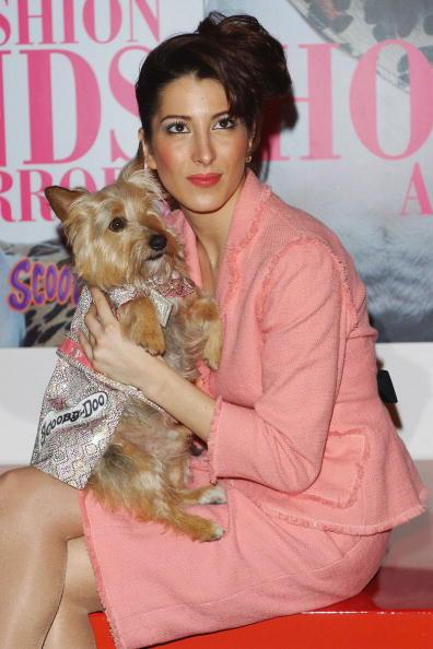 "Pet Owner「Princess Tamara Czartoryski-Borbon, cousin of the King of Spain, launches the ""Pet-a-Porter"" couture range」:写真・画像(15)[壁紙.com]"