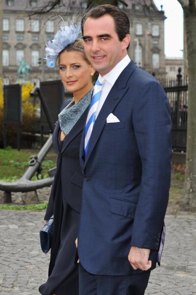 Prince Nikolaos「Christening of the Danish Royal Twins」:写真・画像(3)[壁紙.com]