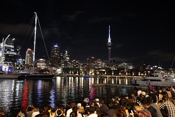 Auckland「Tāmaki Makaurau Auckland Welcomes 2021 With New Year's Eve Celebrations」:写真・画像(9)[壁紙.com]