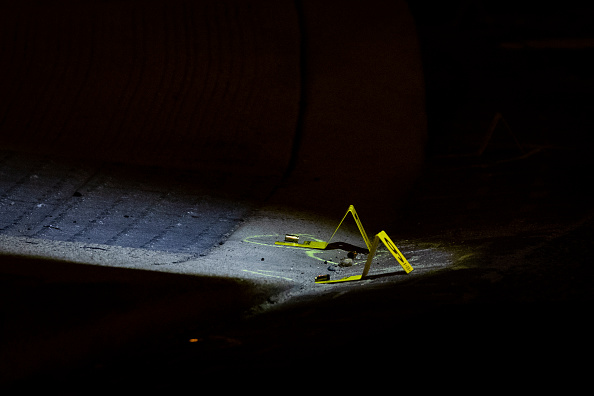 Road Marking「Shooting Reported Near Nationals Park In Washington DC」:写真・画像(0)[壁紙.com]