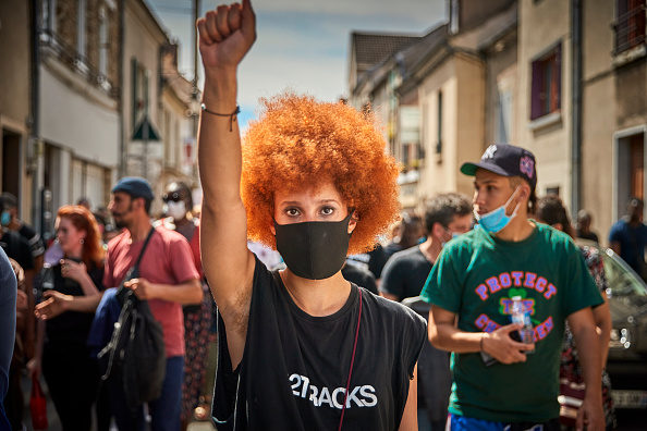 France「French Rally For Justice And Equality Commemorates Deaths In Police Custody」:写真・画像(12)[壁紙.com]
