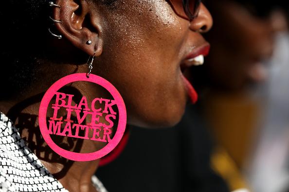 Black Lives Matter「Protestors Rally At Sacramento DA's Office Over Shooting Death Of Stephon Clark」:写真・画像(6)[壁紙.com]