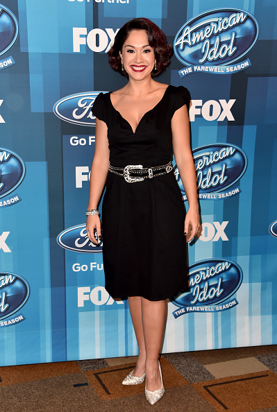 "Silver Shoe「FOX's ""American Idol"" Finale For The Farewell Season - Arrivals」:写真・画像(3)[壁紙.com]"