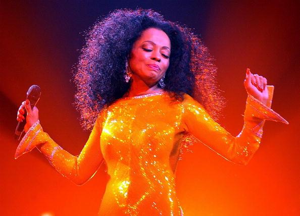 Diana Ross「Diana Ross Performs In Dublin」:写真・画像(0)[壁紙.com]