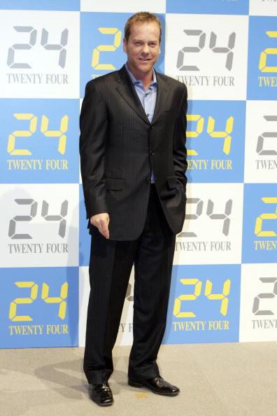 """Junko Kimura「Kiefer Sutherland Promotes """"24"""" In Tokyo」:写真・画像(3)[壁紙.com]"""