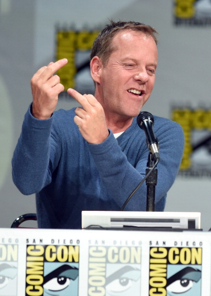 """San Diego Convention Center「""""24: Live Another Day"""" Panel - Comic-Con International 2014」:写真・画像(13)[壁紙.com]"""
