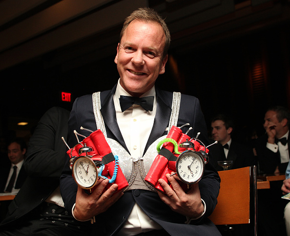 Sweet Food「The Hasty Pudding Theatricals 2013 Man Of The Year Honoring Kiefer Sutherland」:写真・画像(1)[壁紙.com]