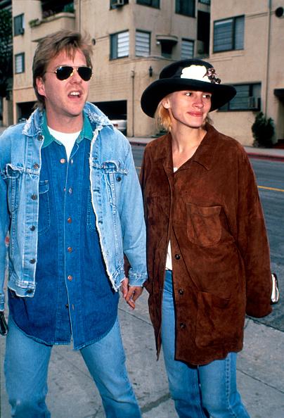 Denim Jacket「Kiefer Sutherland and Julia Roberts」:写真・画像(19)[壁紙.com]