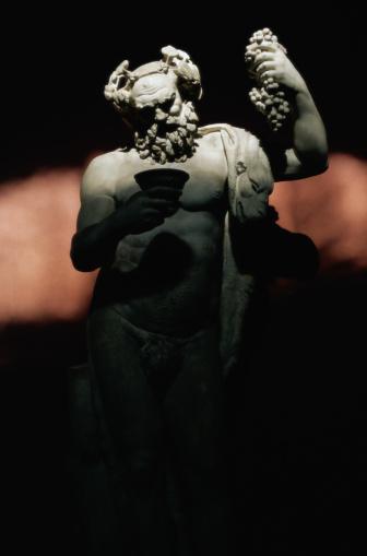 God「Statue of Dionysus in Vatican Museum」:スマホ壁紙(13)