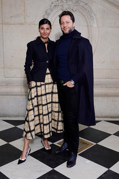 Black Coat「Dior: Photocall - Paris Fashion Week - Haute Couture Spring/Summer 2020」:写真・画像(18)[壁紙.com]