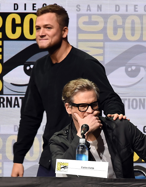 Two People「Comic-Con International 2017 - 20th Century FOX Panel」:写真・画像(3)[壁紙.com]