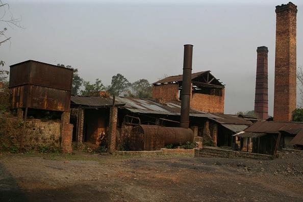 Finance and Economy「Ledo Brickworks Assam following closure. March 2007.」:写真・画像(16)[壁紙.com]