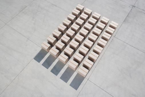 Conformity「Lines of boxes」:スマホ壁紙(12)