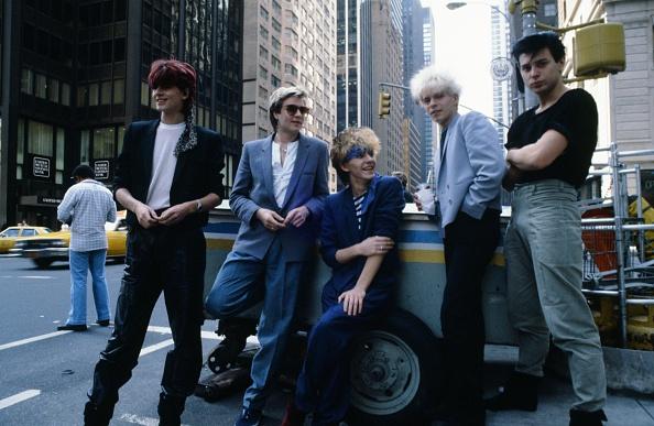 Corner「Duran Duran On A Street Corner In NYC」:写真・画像(13)[壁紙.com]
