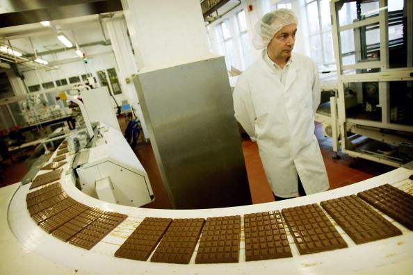 Cadbury Plc「100 Years Of Manufacturing At Bournville Cadbury Factory」:写真・画像(12)[壁紙.com]