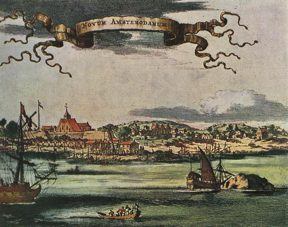 17th Century「New Amsterdam」:写真・画像(15)[壁紙.com]