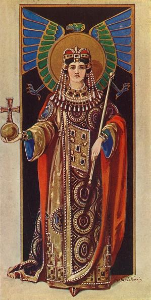 Athens - Greece「The Empress Irene (AD 797-802)」:写真・画像(2)[壁紙.com]
