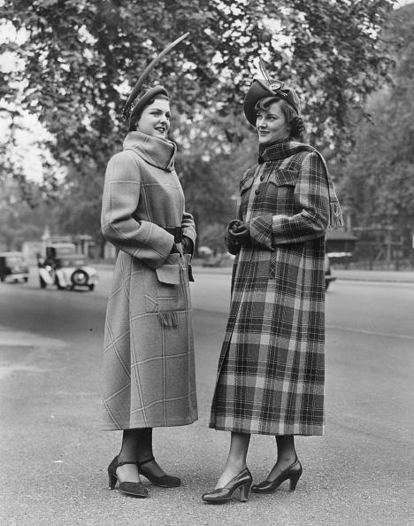 Coat - Garment「Checked Coats」:写真・画像(12)[壁紙.com]