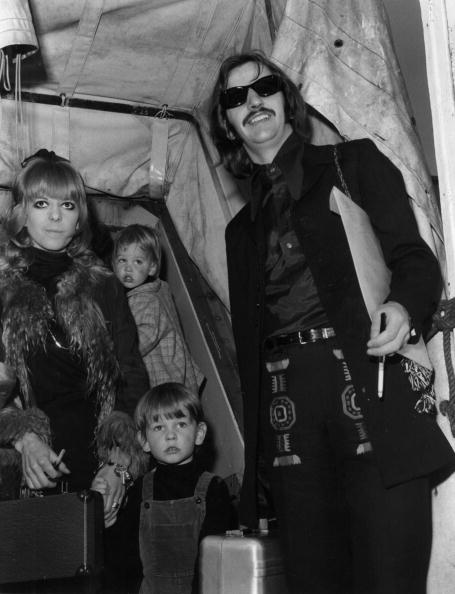 リンゴ・スター「Starr Family」:写真・画像(5)[壁紙.com]