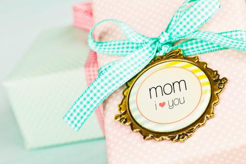 母の日「ギフトの誕生日と母の日」:スマホ壁紙(15)