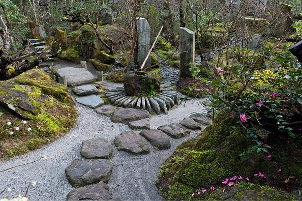 Footpath「Zen Garden In Pants-In Temple」:写真・画像(6)[壁紙.com]