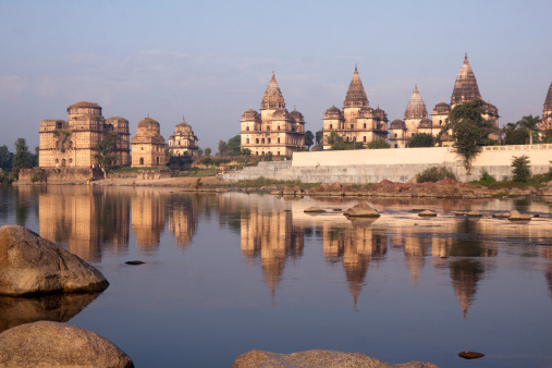 UNESCO「Orchha temples in Madhya Pradesh, India」:スマホ壁紙(0)