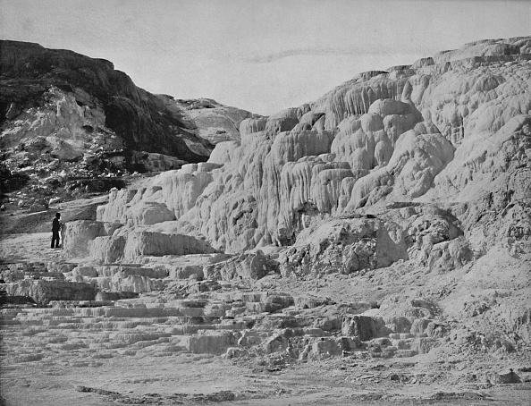 Geology「Minerva Terrace」:写真・画像(1)[壁紙.com]