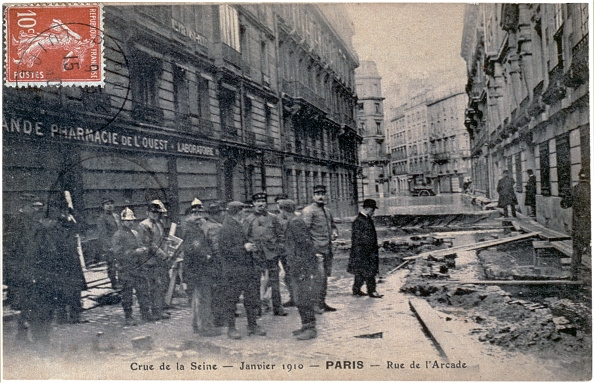 1910-1919「PARIS 1910: THE FLOOD」:写真・画像(19)[壁紙.com]