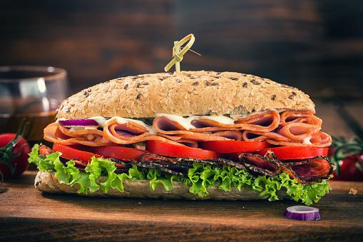 Ciabatta「Fresh Submarine Sandwich」:スマホ壁紙(18)