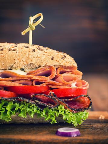 Ciabatta「Fresh Submarine Sandwich」:スマホ壁紙(11)