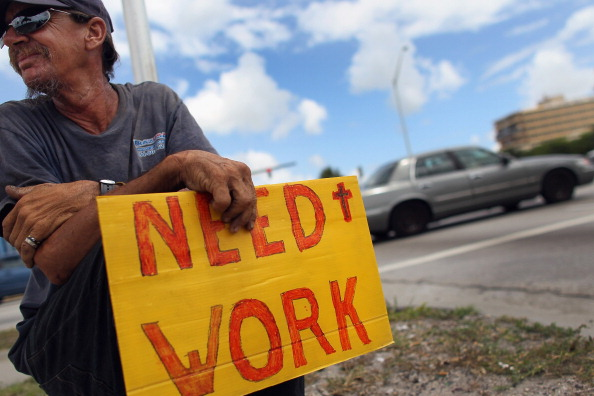 Recession「National Unemployment Rate Rises To 9.1 Percent」:写真・画像(7)[壁紙.com]