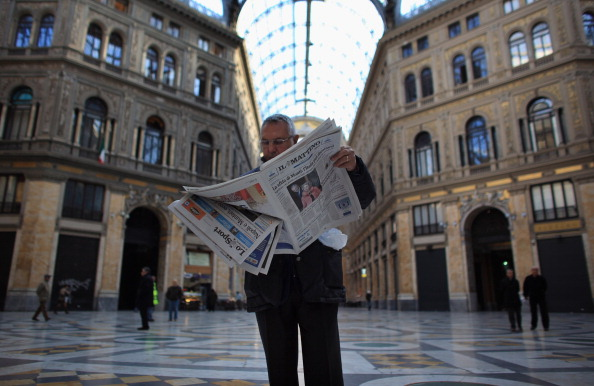 Economy「Daily Life In Naples As New Government Is Sworn In」:写真・画像(14)[壁紙.com]