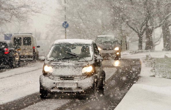Snow「Cold Spell Finally Signals Winter In The UK」:写真・画像(9)[壁紙.com]