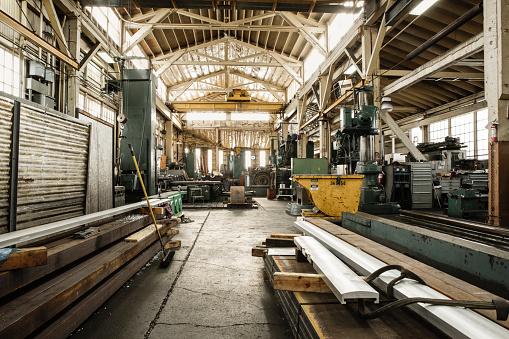 Manufacturing Equipment「Metal shop」:スマホ壁紙(19)