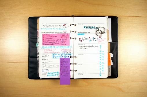 カレンダー「ウェディングプランニングのカレンダー」:スマホ壁紙(4)