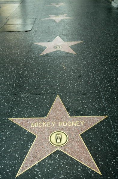 Star Shape「Micky Rooney 」:写真・画像(7)[壁紙.com]
