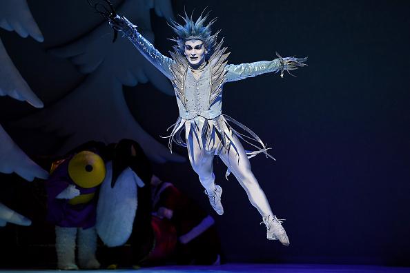 雪だるま「'The Snowman' Returns To The Peacock Theatre For The Christmas Period」:写真・画像(16)[壁紙.com]