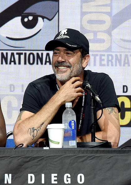"The Walking Dead「Comic-Con International 2017 - ""The Walking Dead"" Panel」:写真・画像(15)[壁紙.com]"